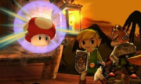 Super Smash Bros Items en 3DS (5)